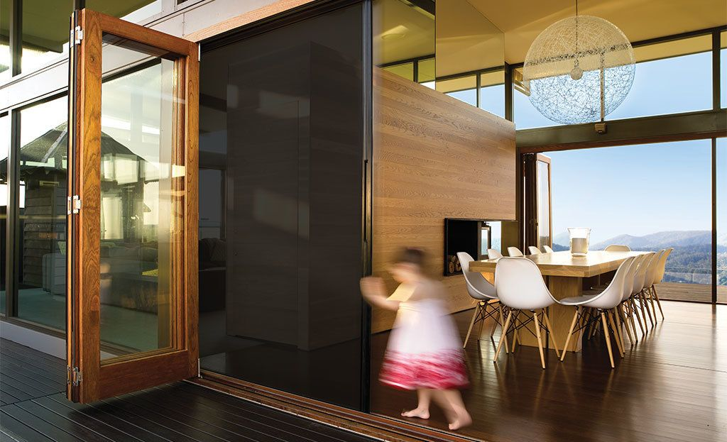 Gallery Of Retractable Insect Screen And Blind S1 Screen 5 Patio Doors Bifold Doors Retractable Screen