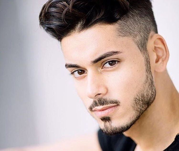 Haircut For Curly Hair Men Round Face