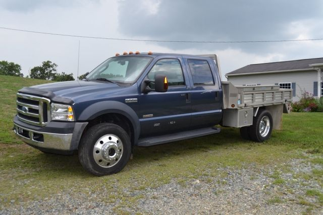 New Listing August 15 2012 For Sale 53k Actual Miles 2007 Ford F550 Lariat Super Duty Truck Trucks Trucks For Sale Super Duty Trucks