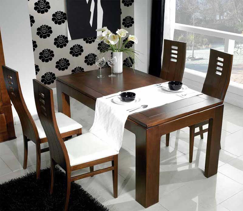 Muebles duna mesa extensible y 4 sillas precio conjunto muebles salon - Precio muebles salon ...