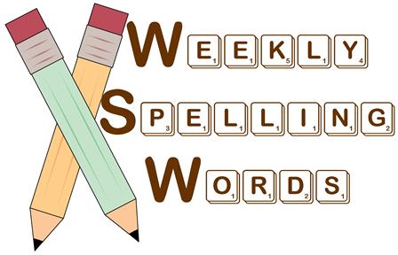 Gorman, Cassie / Spelling Lists