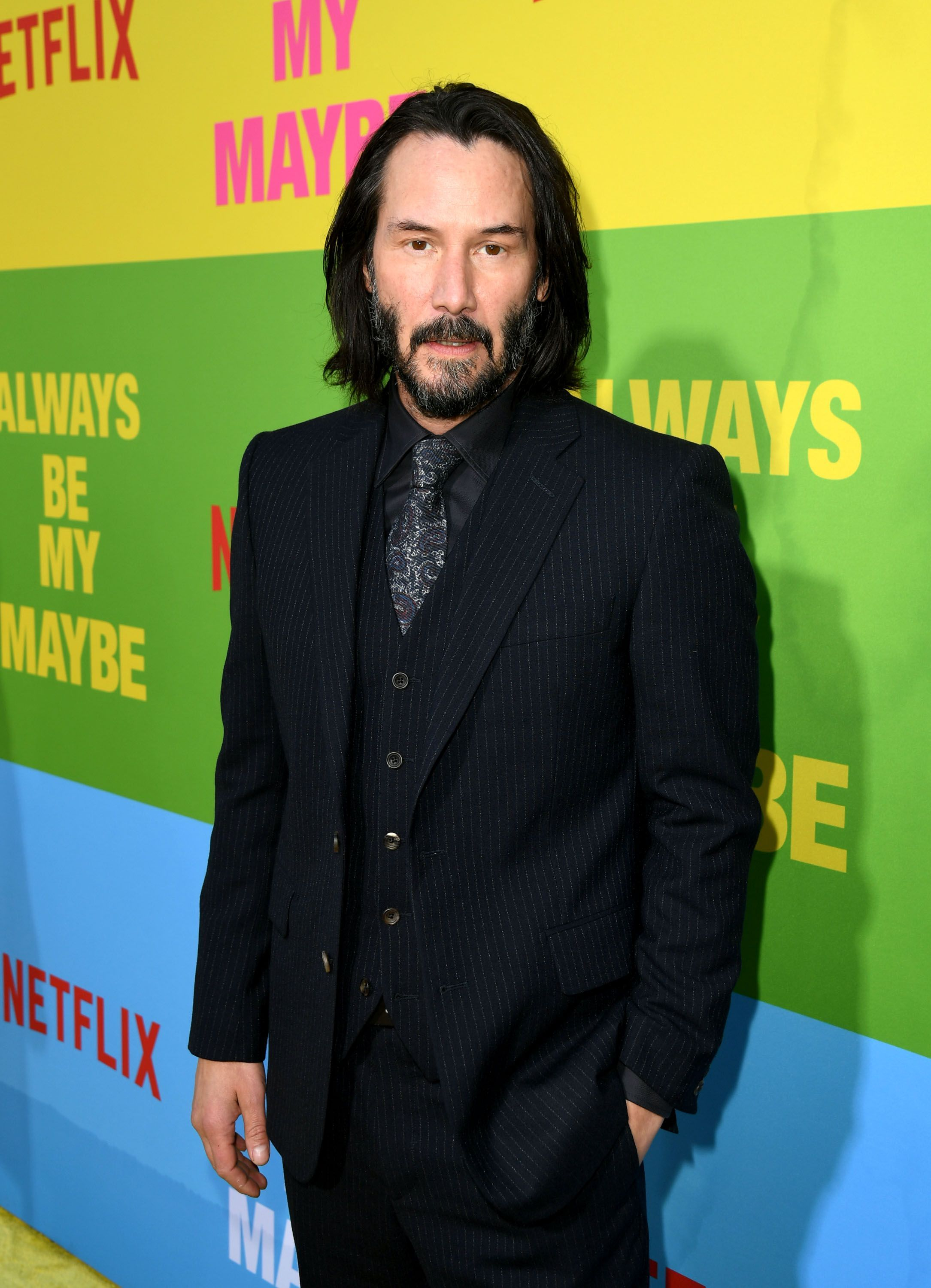 Keanu Reeves Has Been Receiving Quite A Bit Of Positive Press Lately And It S Not Just From His Roles In John Keanu Reeves Keanu Charles Reeves People Magazine