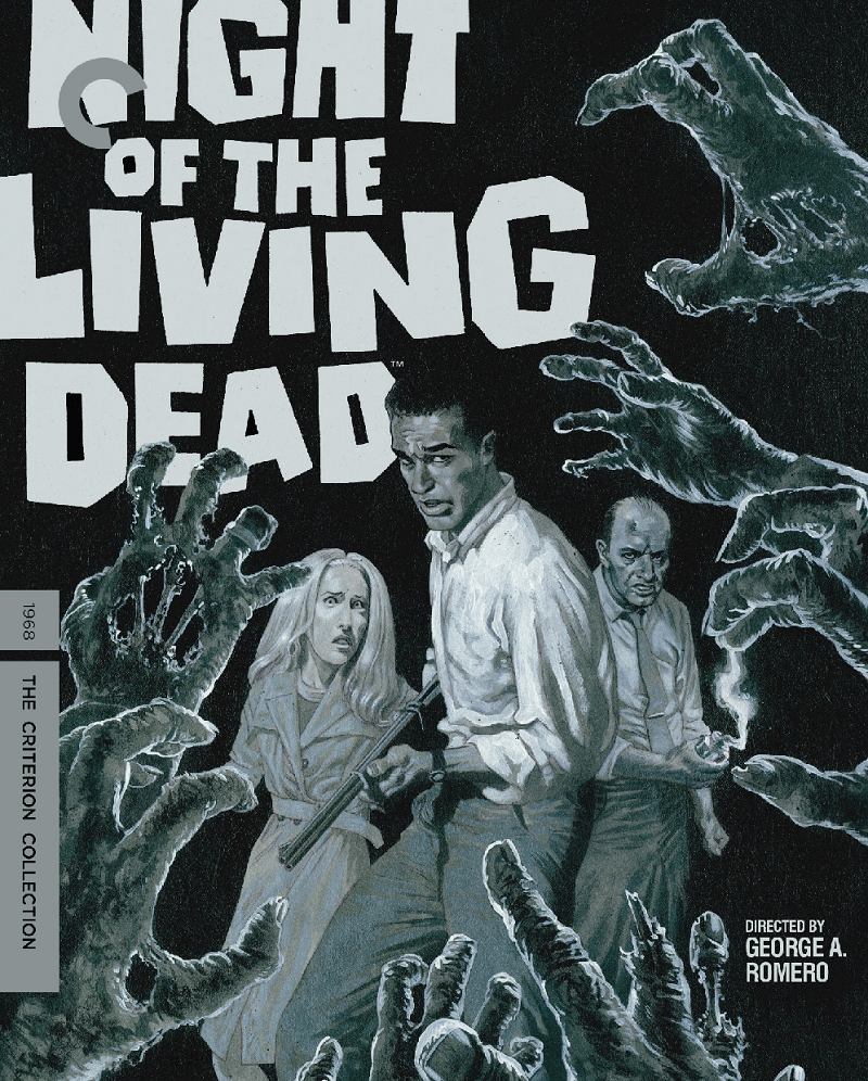 An exciting February brings Night of the Living Dead to