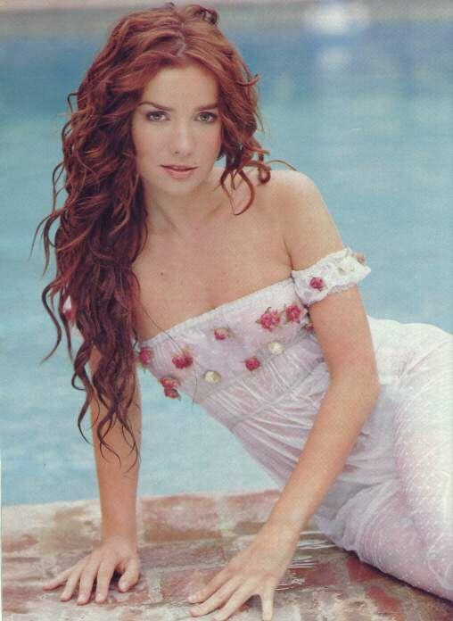 Natalia Oreiro A Ginger Beautiful Too Joliroux