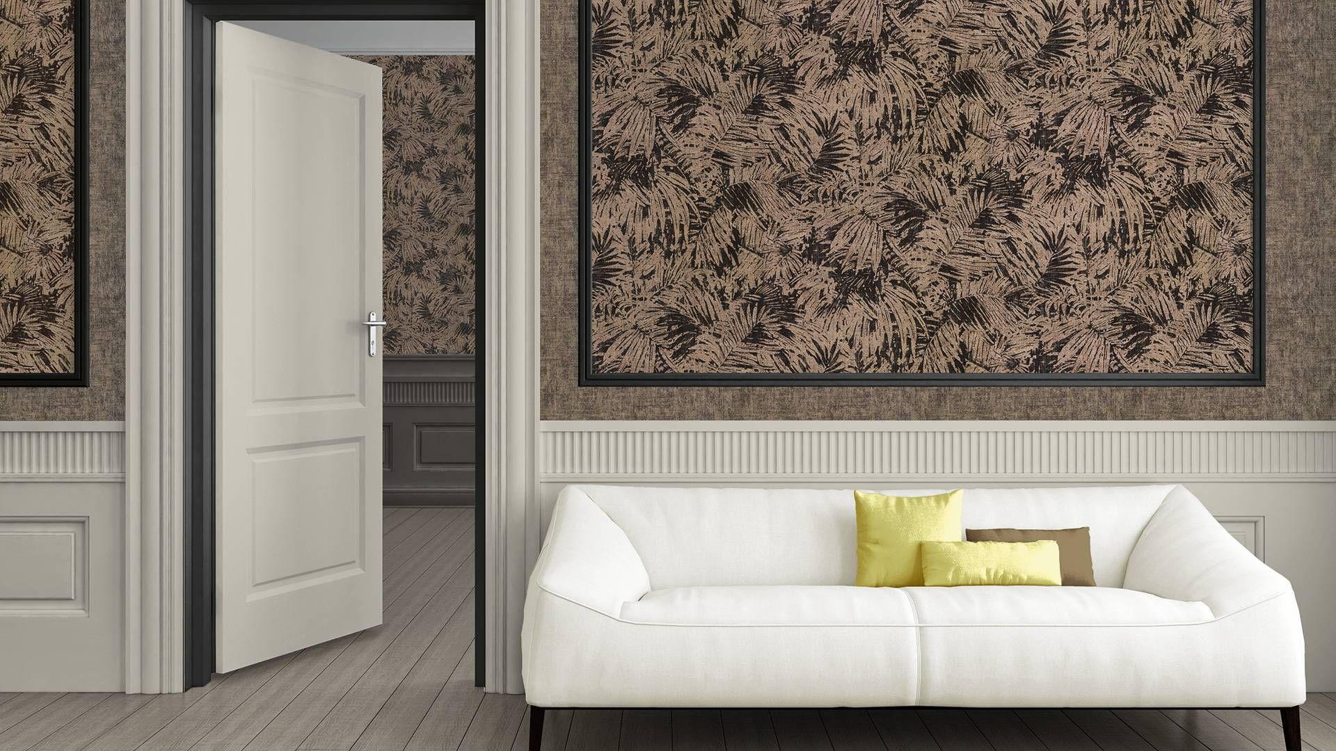 24+ Tapeten trends 2019 wohnzimmer ideen