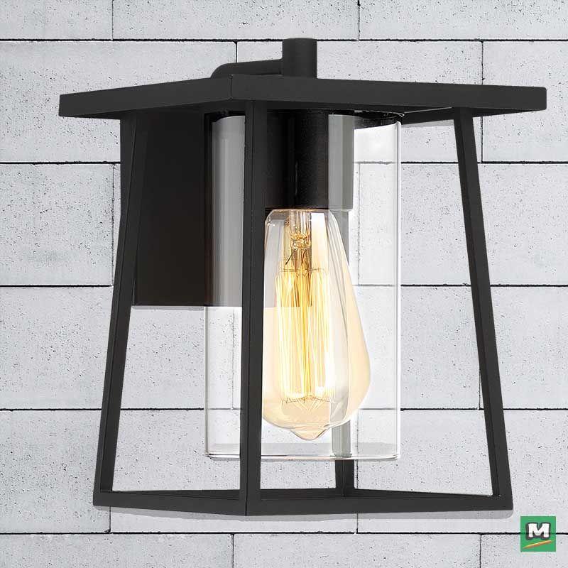 The simplistic design of the Patriot Lighting Binnie ... on Patriot Outdoor Living id=17050