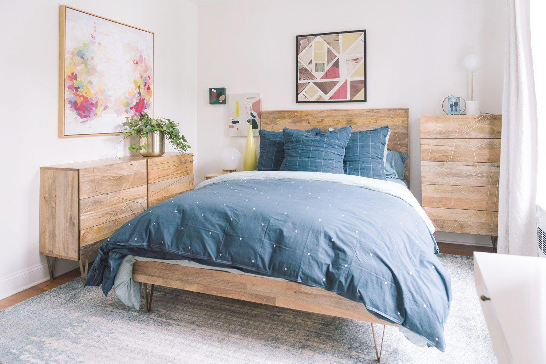 LUCID L300 Adjustable Bed Base Furniture, Bedroom