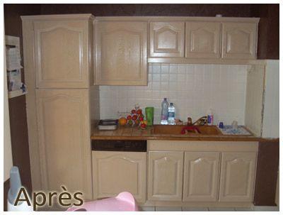 Renovation de cuisine votre ancienne cuisine m tamorphos e en cuisine moderne cuisine - Cuisine ancienne bois ...