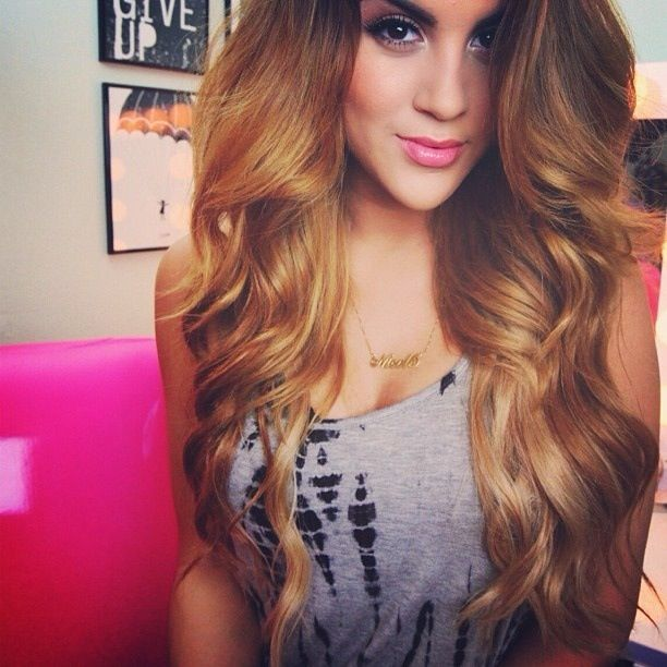 Nicole Guerriero S Hair My Fave Youtube Beauty Guru Nicole