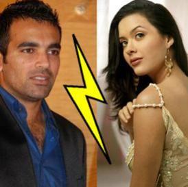 Isha Sharvani And Zaheer Khan Marriage Isha Sharvani And Zahe...