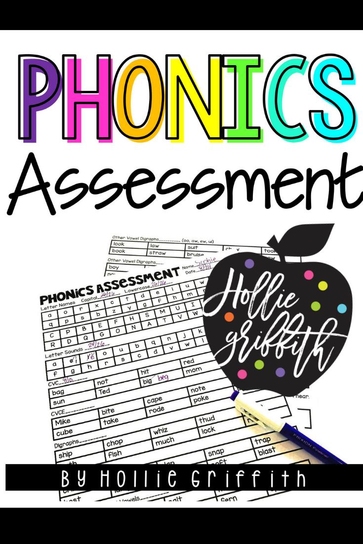 Phonics Assessment Phonics assessments, Phonics, Guided