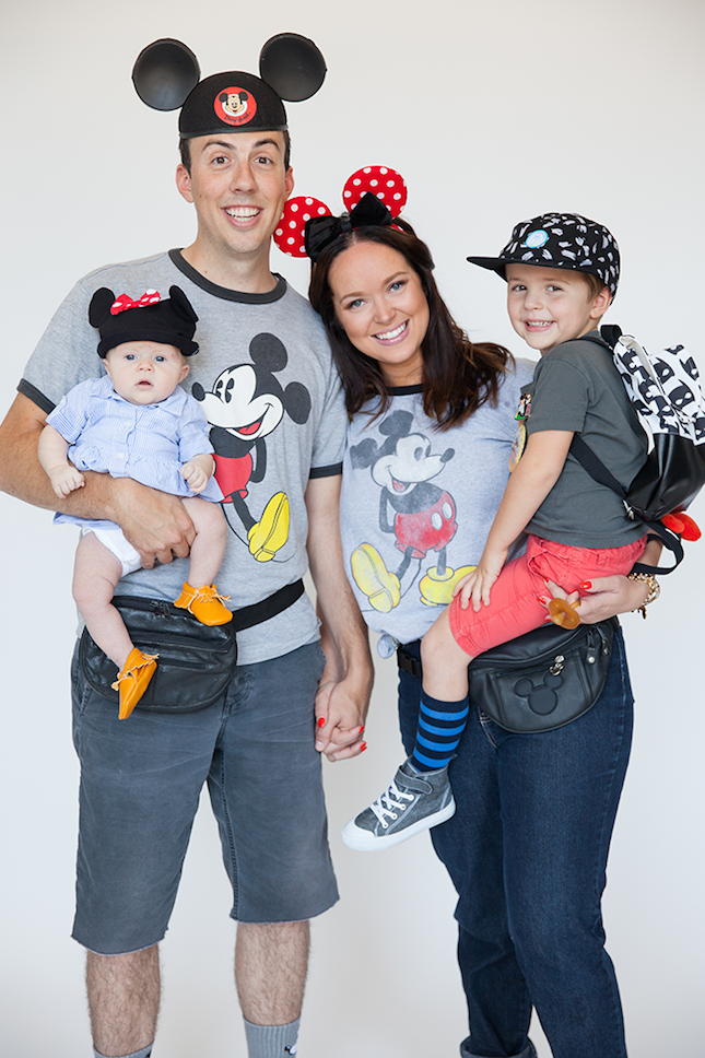 40+ of the Best Family Costumes for Halloween Disney