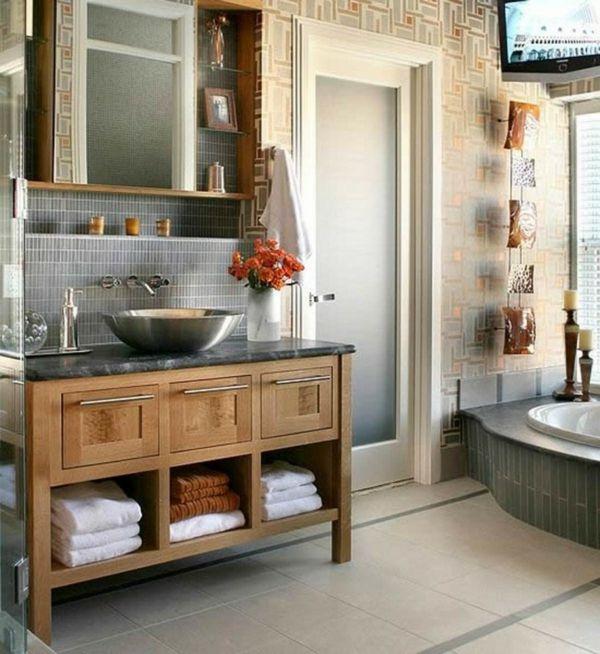 kommode für badezimmer - badezimmer 2016, Attraktive mobel