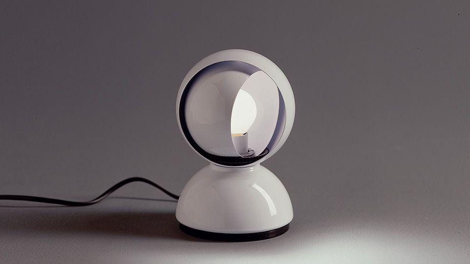 Lampada Eclisse Designer Vico Magistretti Per Artemide Lamp Table Lamp Artemide