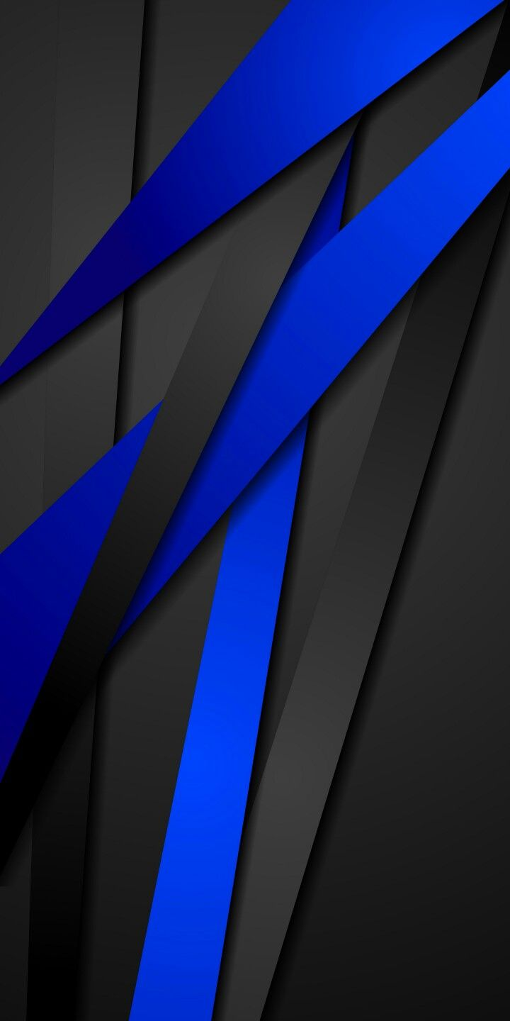 promo code 6b929 98712 Black and Blue Abstract Wallpaper