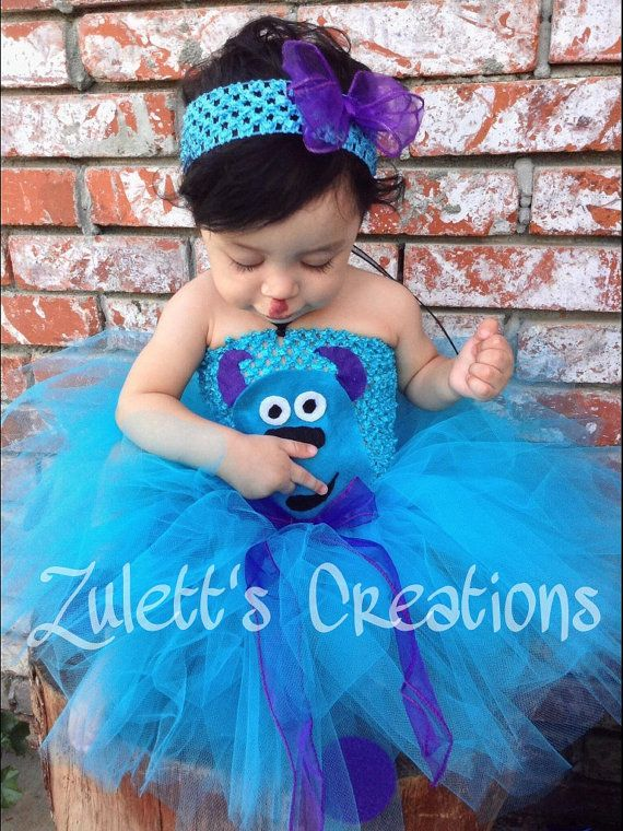 Monsters Inc Sully Tutu Dress | love | Pinterest | Sully, Tutu ...