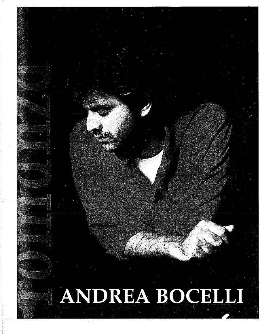 Andrea bocelli complete songbook andrea bocelli romanza andrea bocelli complete songbook andrea bocelli romanza sheetmusictradecom fandeluxe Images