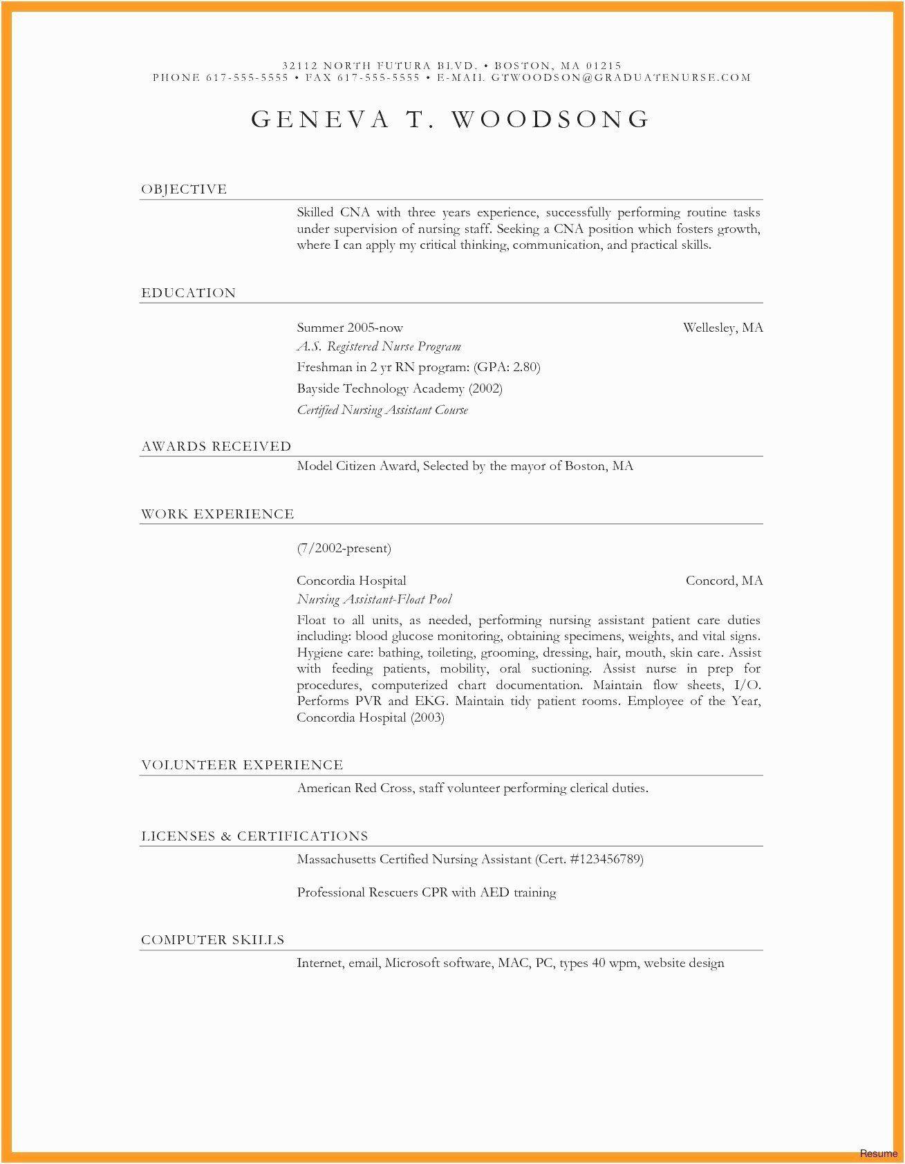 Social Media Resume Example Luxury 35 Incredible Certificate Participation Sample Resume Examples Unique Resume Teacher Resume