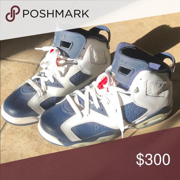 buy online c10aa 9d773 Authentic Jordan Olympic 6's Air Jordan Olympic 6's Size 6.5 ...