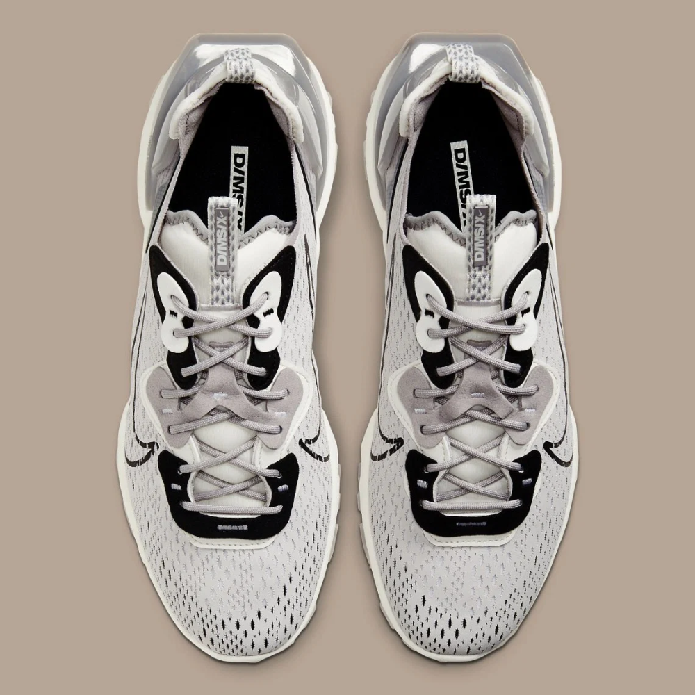 Nike React Vision Vast Grey CD4373-005 | SneakerNews.com | Nike ...