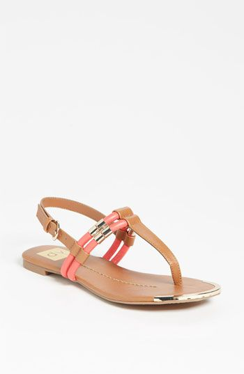 could these be any cuter?! omg  DV by Dolce Vita 'Darcie' Sandal (Nordstrom Exclusive) available at #Nordstrom