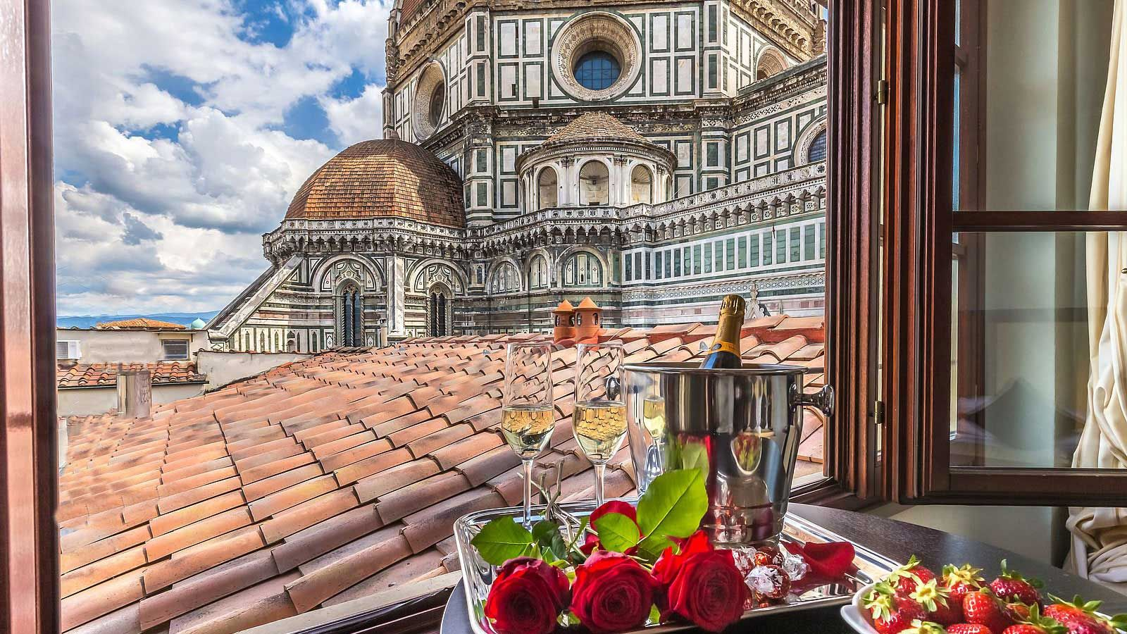 Florence Italy 3 Star Hotel Hotel Duomo Official Website