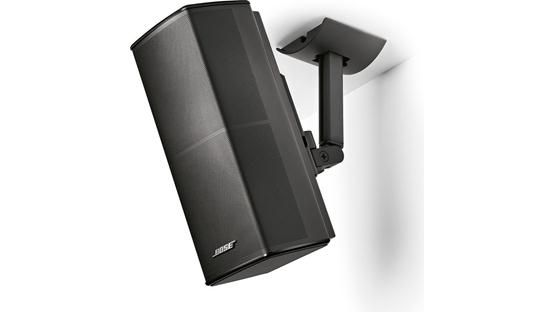 Bose Ub 20 Series Ii Wall Ceiling Bracket Black Speaker Wall Mounts Wall Mount Bracket Wall