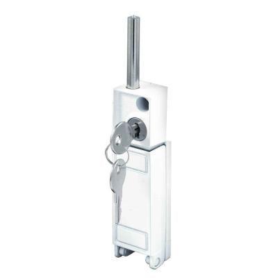Prime Line White Patio Door Keyed Bolt Lock Bolt Lock Patio Doors