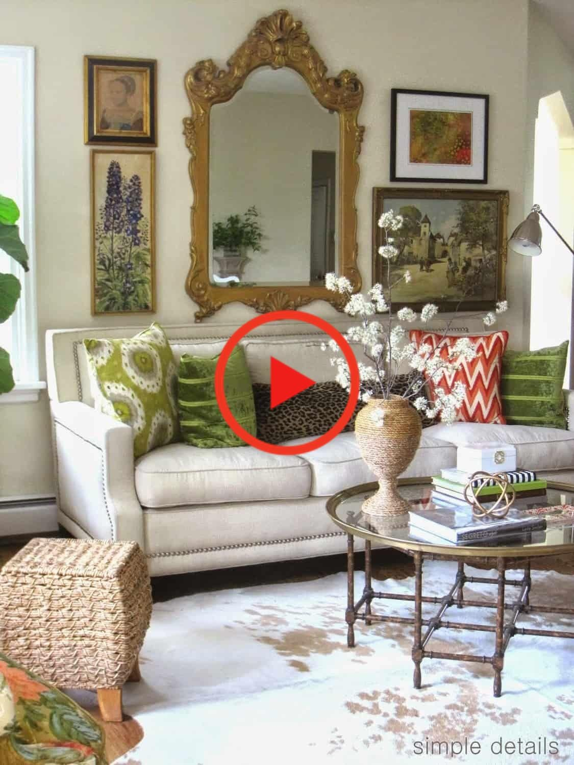 That's a tongue twister! Lisa, Kris, Jennifer and Pam invited me to be a guest for their monthly link party: Best of The Nest. It's where they share their inspirational projects. I look forward to it every month, so it's fun for me to be here now. We want to...Read More » #homedecor