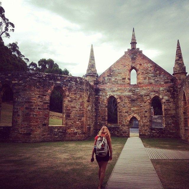 Port ARThur #portarthur #australia #tasmania