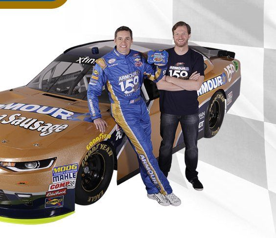 Grand Prize is a $5,000.00 4-day/3-night trip for two on dates designated by Sponsor in 2017 to attend a major motorsports race at a location TBD, Meet & Greet session with Dale Earnhardt, Jr and race apparel. Enter now!