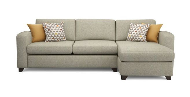 Lydia Right Hand Facing Chaise End 3 Seater Sofa Dfs Couch With Chaise Sofa 3 Seater Sofa