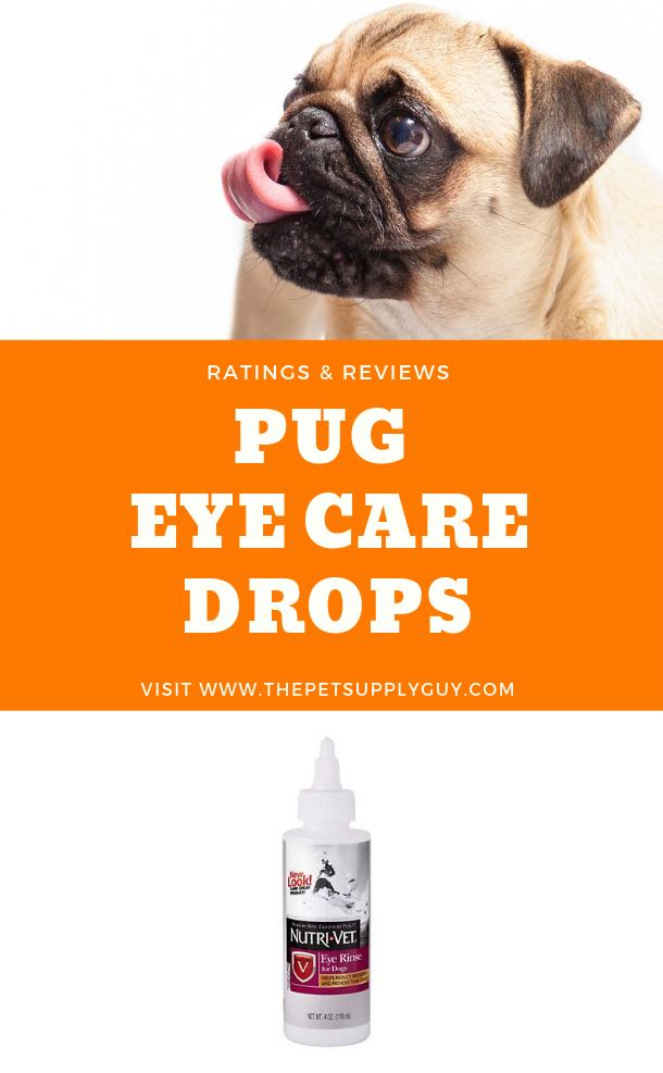 Best Pug Face Wipes Dog tear stains, Pugs, Dog eyes