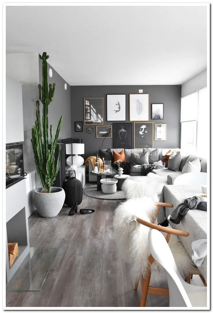 44 cozy small living room decor ideas for your apartment