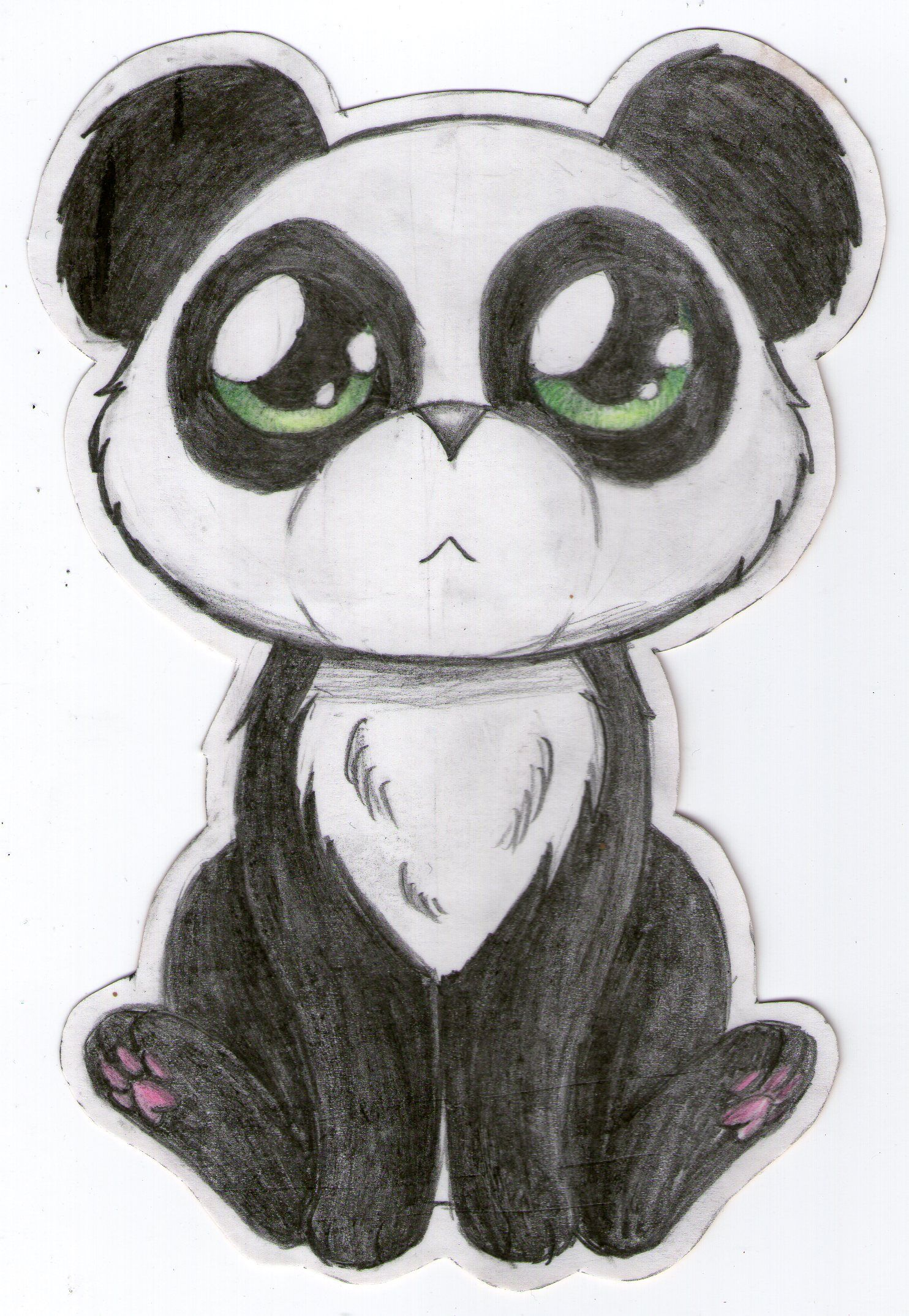 pix for gt cute drawings of baby pandas pandas