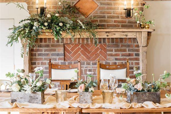 Burley Manor Wedding Venue Ringwood, Hampshire | hitched ...
