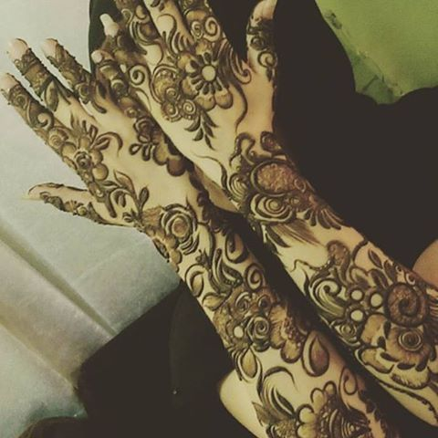 See This Instagram Photo By 7ana Design 361 Likes Mehndi Art