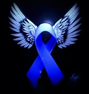Colon Cancer Awareness. In memory of Canoy #grandfathertattoo Colon Cancer Awareness. In memory of Canoy #grandfathertattoo