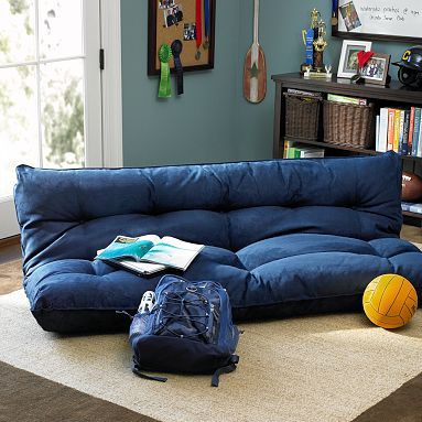 I Love The Double Flip Floor Lounger On It Would Be Perfect For Mikes Guy Room Pb