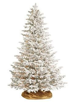 Artificial Christmas Trees - Pre Lit Christmas Trees - Artificial ...