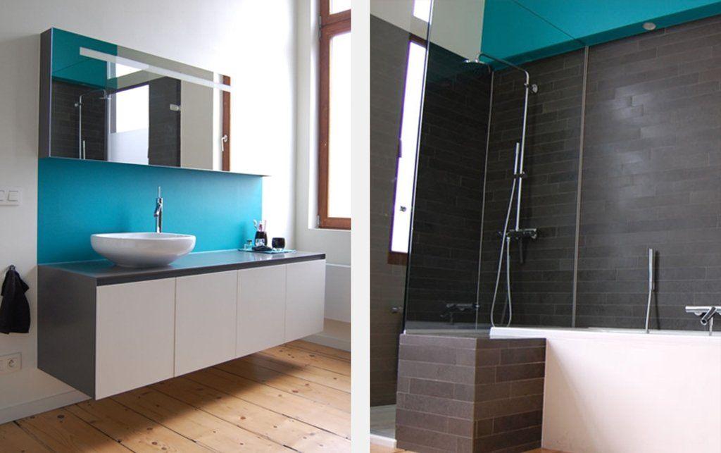 Zet je badkamer in de verf dankzij colora! | verf | Pinterest ...