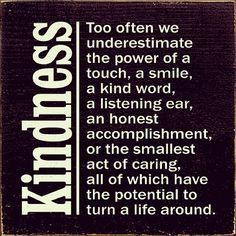 Random Acts Of Kindness Quotes Endearing The Gift Of Kindness  Pinterest  Kindness Quotes Positive