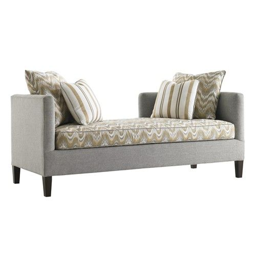 Backless Sofa Or Couch Bench Long