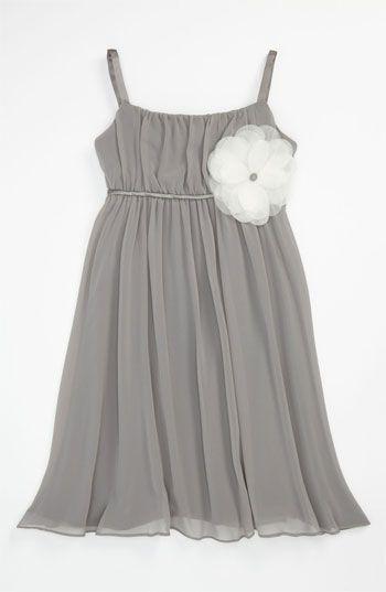 6ff65ec93 Flower Girl :) Us Angels Empire Waist Dress (Little Girls & Big Girls) |  Nordstrom