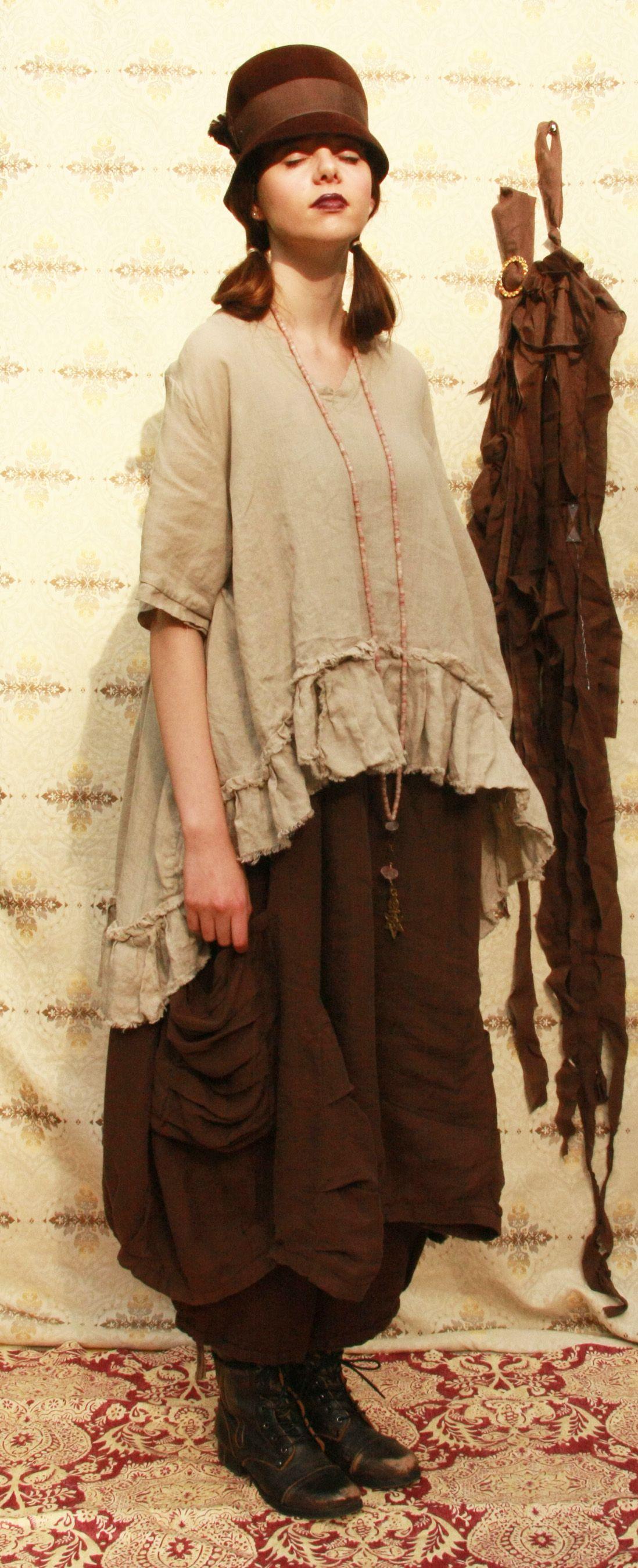 tina givens patterns luella tunic