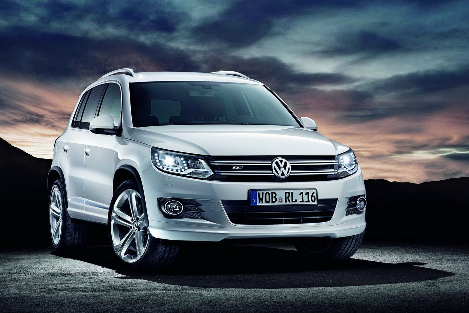 Haven't been super impressed with the VW Tiguan, but this
