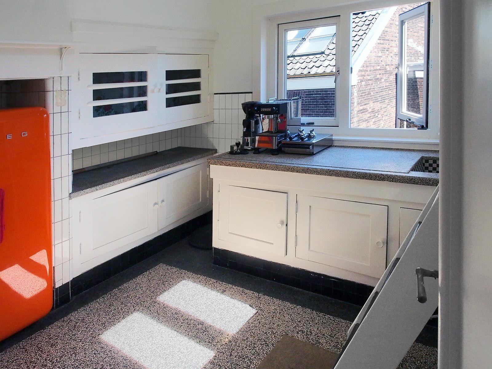 keuken tegels den haag : Keuken Van De Conci Rge Arjan Den Boer Mozaiek Com Jaren 20
