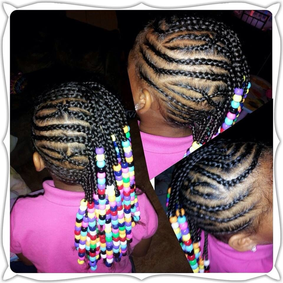 cornrows #plaits #children #hairstyle | hairstyles | pinterest