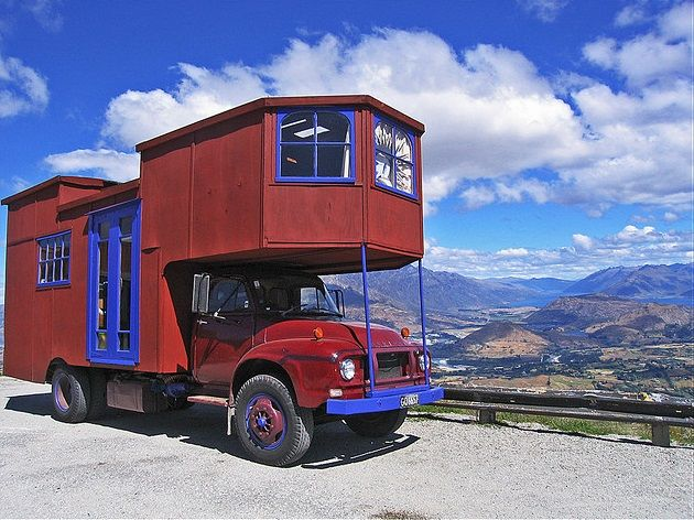 Ten Of The Worlds Most Amazing Motorhomes You Ll Ever See