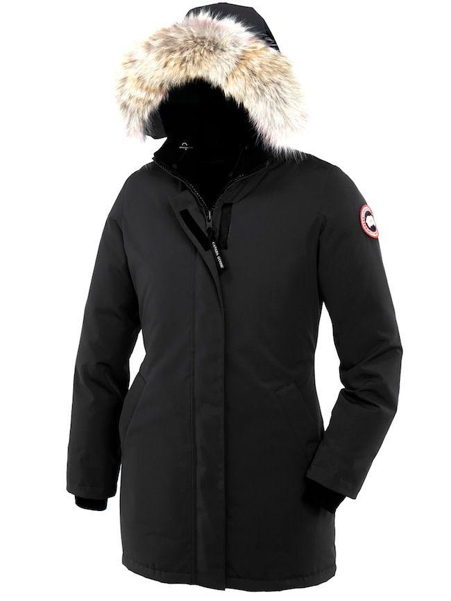 abrigo canada goose precio
